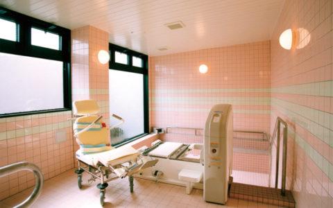 大東福祉会 ■西棟 大東グループホーム 浴室