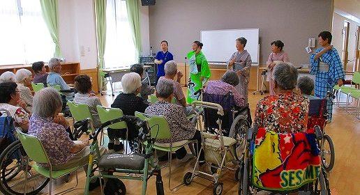 日本舞踊鑑賞会