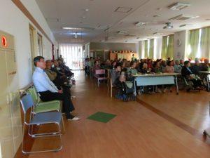 介護予防教室…地域のたくさんの方にご参加いただきました!