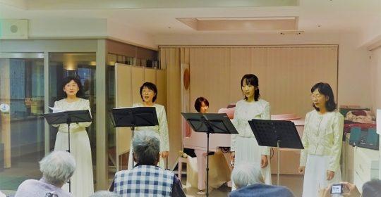 第236回 ドルチェ例会 ~女性コーラス~