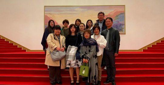 宝塚歌劇を鑑賞♪…職員親睦会