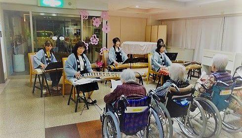 第239回 ドルチェ例会 ~お箏演奏~