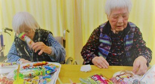 駄菓子バイキング…ゴールドライフ大東