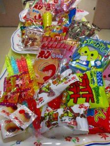 駄菓子バイキング♪…ゴールドライフ大東