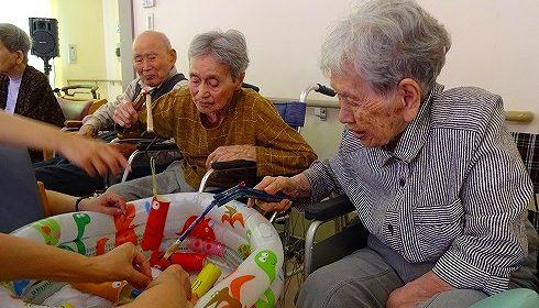 メモリア大垣杯…魚釣りゲーム♪
