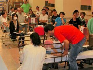 内部研修会…介護事故防止対策研修を行いました!
