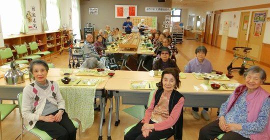 回転寿司 ~ひだまりライフ大東4周年~