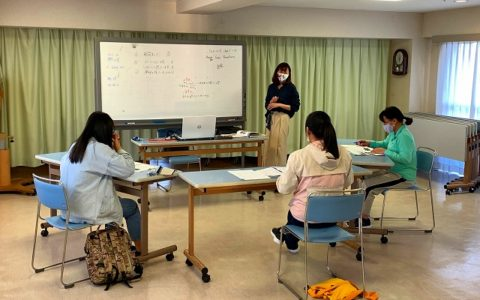 ベトナム技能実習生 日本語学習